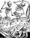 nuremberg chronicles  dance of death cclxiiiiv