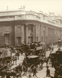 The Bank of England, late 19th century